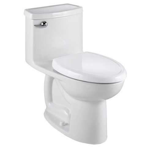 American Standard 2403328020 Compact Cadet 3 Flowise One Piece Toilet Less Seat White