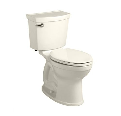 American Standard 241AA104222 Champion 4 HET Right Height Elongated Toilet 2 Piece Linen