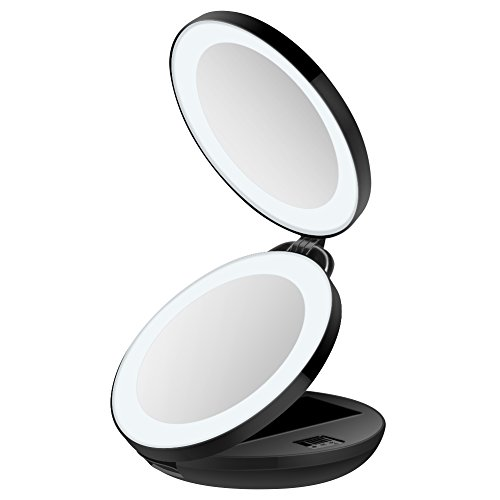 Mirrormore Led Makeup Mirror Lighted Vanity Mirror With
